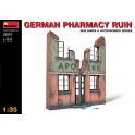 German pharmacy ruin