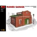Ruined garage