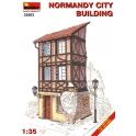 Normandy city building