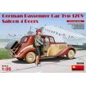 German Passenger Car Typ 170V.Saloon 4 4 Doors