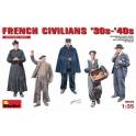 French Civilians 30-40th