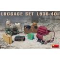 Luggage Set 1930-40s
