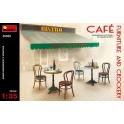 Café Furniture & Crockery