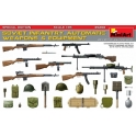 Soviet Infantry Automatic Weapons & Equi -pment.Special Edition(PE Parts)