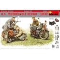 U.S. Motocycle Repair Crew.Special Edition