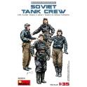 Soviet Tank Crew(for Flame Tanks& Heavy Tanks of Breakthrough)