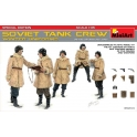 Soviet Tank Crew (Winter Uniforms) Special Edition