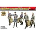 German Artillery Crew Special Edition