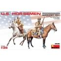 U.S.Horsemen, Normandy 1944