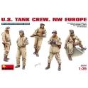 U.S. tank crew NW Europe