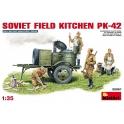 Soviet field kitchen PK-42