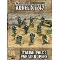 Italian Falco Paratroopers