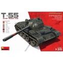 MiniArt 37027 Char soviétique T-55