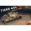 MiniArt 37021 Char Tiran 4 Sh version précoce avec intérieur détaillé 1/35ème