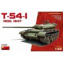 MiniArt 37014 T-54-1 modèle 1947 1/35ème