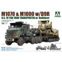 Takom 5002 Porte-char M1070 + M1000 avec Bulldozer blindé D9R