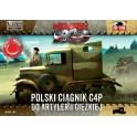 First to Fight 62 Tracteur d'artillerie lourde polonais C4P