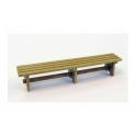 Plus model: Wooden Bench