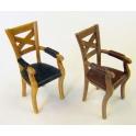 Plus model: Chaises avec accoudoirs