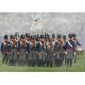 Strelets 174 Infanterie prussienne en marche
