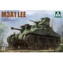 Takom 2114 Char moyen américain M3A1 Lee 1/35e