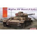 Dragon 7549 Char allemand Panzer IV Ausf.F2(G)