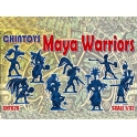 Chintoys 32020 Guerriers Maya
