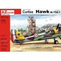 AZ Model 7575 Chasseur Curtiss H-75C1 au dessus de l'Afrique
