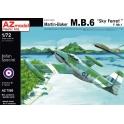 AZ Model 7580 Martin-Baker M.B.6F Mk.I Sky Ferret