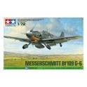 Tamiya 60790 Chasseur allemand Messerschmitt Bf-109G-6