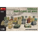 MiniArt 35588 Jerrycans allemands 2nde GM