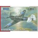 Special Hobby 72380 Chasseur Kittyhawk Mk.III (Long fuselage P-40K)
