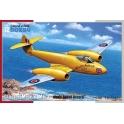 "Special Hobby 72361 Chasseur britannique Gloster Meteor Mk.4 ""Record de vitesse mondial"""