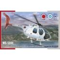 Special Hobby 72346 Hélicoptère MD-500E