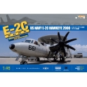 Kinetic 48016 E-2C Hawkeye 2000 US Navy