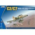 Kinetic 48046 IAI C2/C7 Kfir Force aérienne israélienne