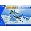 Kinetic 48050 Dassault Mirage III E/O/R/RD/EA/EE