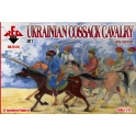 Red Box 72126 Cavalerie cosaque ukrainienne 16e siècle - Set 2