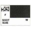 Gunze H343 Noir suie
