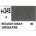 gunze H345 Gris asphalte
