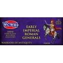 Victrix VXA038 Généraux romains à cheval - Début d'Empire