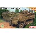 Dragon 7605 Véhicule semi-chenillé allemand Sd.Kfz.251 Ausf.D Pionier