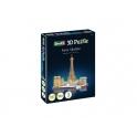 3 D PUZZLES- PARIS SKYLINE
