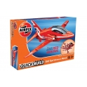 Quickbuild - RAF Red arrows hawk