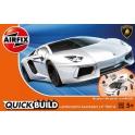 Quickbuild - Lamborghini aventador