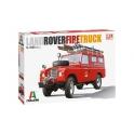 Italeri 3660 Land Rover Pompiers