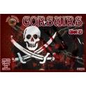 Dark Alliance 72044 Corsaires - Set 2