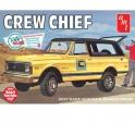 AMT 897 - Chevy Blazer Crew Chief 1972 1/25