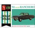 AMT 984 - 1961 Ford Ranchero 1/32