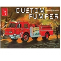 AMT 1053 - American Pomper Fire Truck 1/25